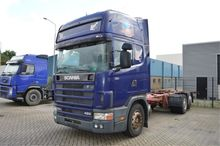 2000 Scania R420 Chassis cabin