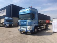 2009 DAF 460 SSC Manuel Contain