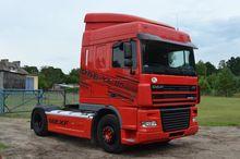 2003 DAF XF 95.430 Tractor unit