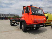 1995 Steyr 19S32 Fire truck