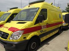Mercedes Benz 906BB35 Ambulance