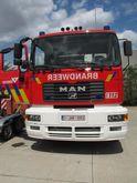 MAN FE360A Fire truck