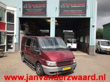 2001 Ford Transit dubbelecabine