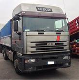 1995 Iveco 420 eurostar Graintr