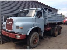 1983 MAN 26 240 6x4 tipper