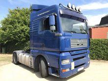 2006 MAN TGA 18 430 Tractor uni