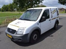 2010 Ford Transit, CONNECT T200