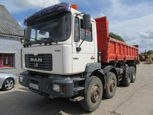2000 MAN 35414 Tipper