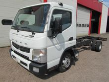 2012 Fuso Canter 3C15 Chassis c