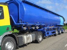 1998 Wijnveen bulk Tank