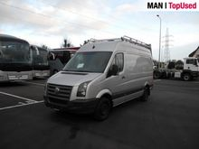 2010 Volkswagen CRAFTER Trucks