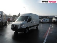 2012 Volkswagen CRAFTER Trucks