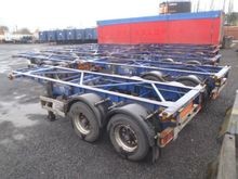 2003 Desot 20 voet Container tr