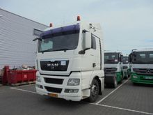 2009 MAN TGX 360 XLX Tractor un