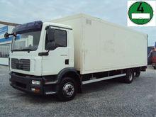 2007 MAN TGM 12.240 BL Iso Koff