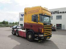 1999 Scania 144 460 Tractor uni