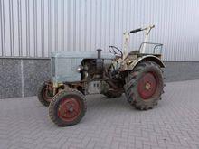 1980 Schlüter AS 222 B Tractor