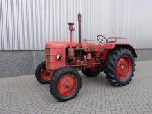 1980 Fahr D 400 Tractor