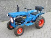 1980 Gutbrod 1 Tractor
