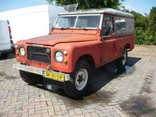 1982 Land Rover 109 Stage one V