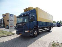 2006 Scania P 230 4x2 vrachtwag