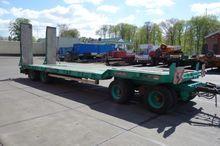 Goldhofer Low loader