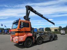 2006 MAN TGA 35.430 Lorry with