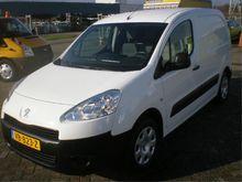 2013 Peugeot Partner Panel van