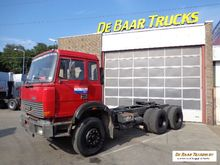 1991 Iveco TURBOSTAR Chassis ca