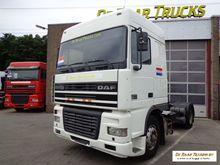 2001 DAF XF 95 430 HP EURO 2 Tr