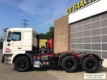 1998 MAN 6X4 26.403 Tractor uni