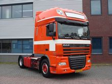 2009 DAF FT XF 105 SUPER SPACE