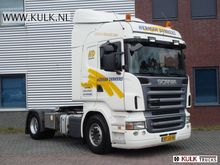 2007 Scania R 420 Highline / Ki