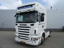 2007 Scania R500 Manual Retarde