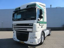 2008 DAF FT XF105.460 Manual In