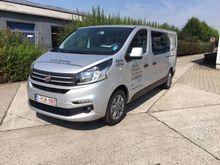 2016 Fiat Talento Base minibus