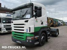 2008 Scania R 420 retarder Trac