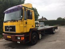 1991 MAN 19.372 Lorry