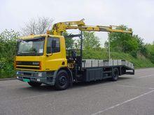 1995 DAF 75 240 ATI Lorry with