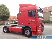 2003 DAF FT XF 95/430 SC Tracto
