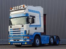 2004 Scania 164 480 6x2 Tractor