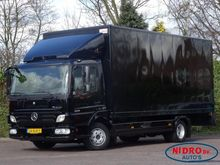 2010 Mercedes Benz ATEGO MEUBEL