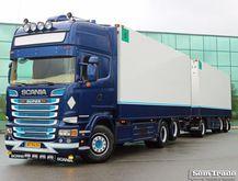 2007 Scania R500 V8 HANDBAK 6X2
