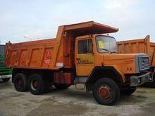 1986 Iveco 260 6X6 Tipper