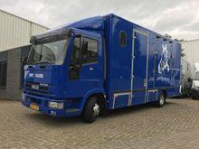 1998 Iveco Paardenvrachtwagen H