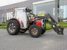 Massey Ferguson 374 as Smalspoo