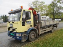 1999 Iveco ML150 Lorry with cra