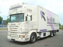 2008 Scania R500LB6X2x4MNB Frig
