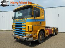 2001 Scania R 164 480 6x2 Tract