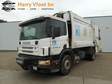 1997 Scania P 94 220 Garbage tr
